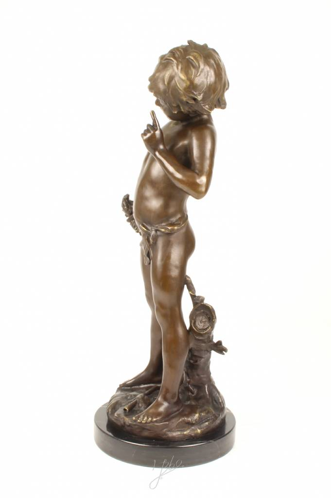 Large Bronze Sculpture Of The Greek God Pan Yourbronze