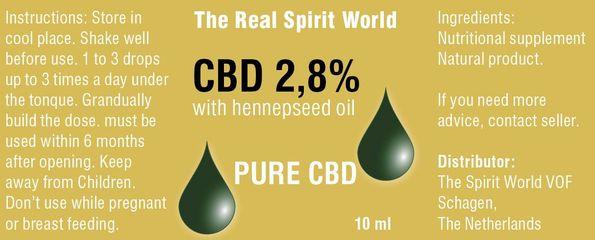 CBD 2,8%
