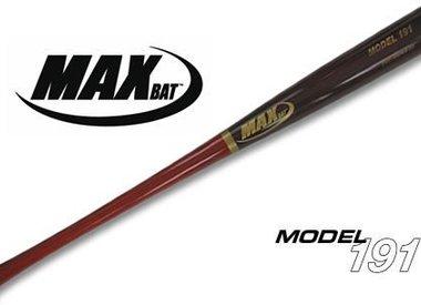 MaxBat Wood bats