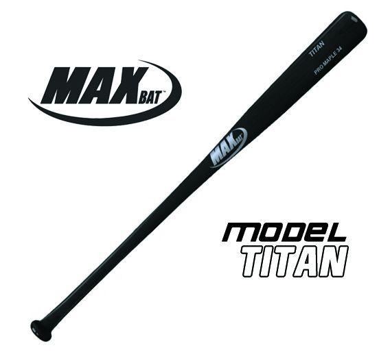 MaxBat Pro Series Titan - LARGE BARREL