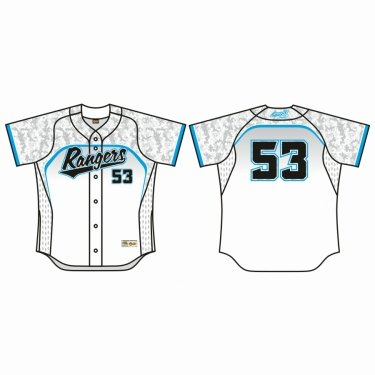 Jersey53 Baseball Jersey - Allstar Full Button
