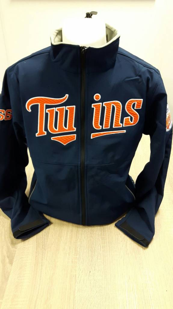 Score66 Baseball Oosterhout Twins Baseball jacket