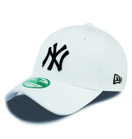 New Era NY Yankees 940 Basic White / Black