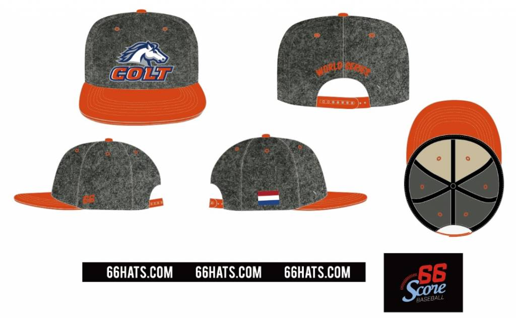 Score66 Baseball Colt League cap (U16)