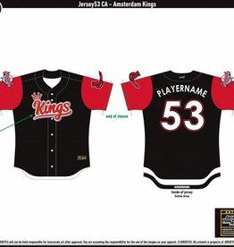 Jersey53 Amsterdam Kings jersey