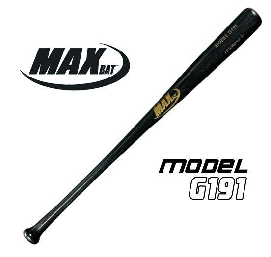 MaxBat Pro Series G191 - MEDIUM BARREL