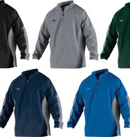 Rawlings BREAKR Adult Quarter Zip Pullover Jacket