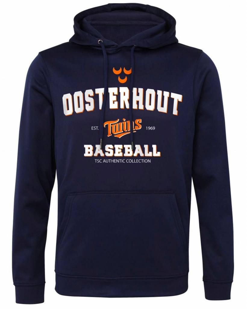 Score66 Baseball Oosterhout Twins Fleece Hoodie