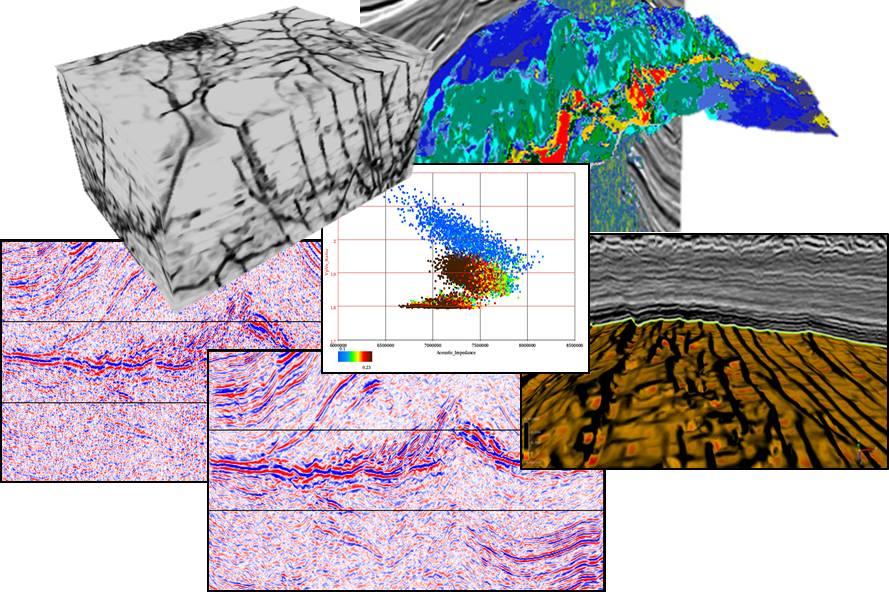 Geophysics - Attributes & Filters