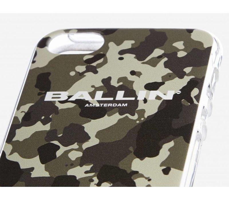 BALLIN AMSTERDAM IPHONE 7/8 CASE  ARMY GREEN