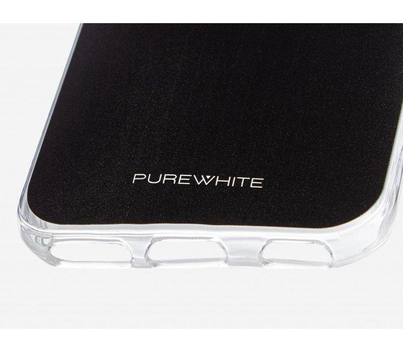 PUREWHITE IPHONE CASE  7/8  BLACK