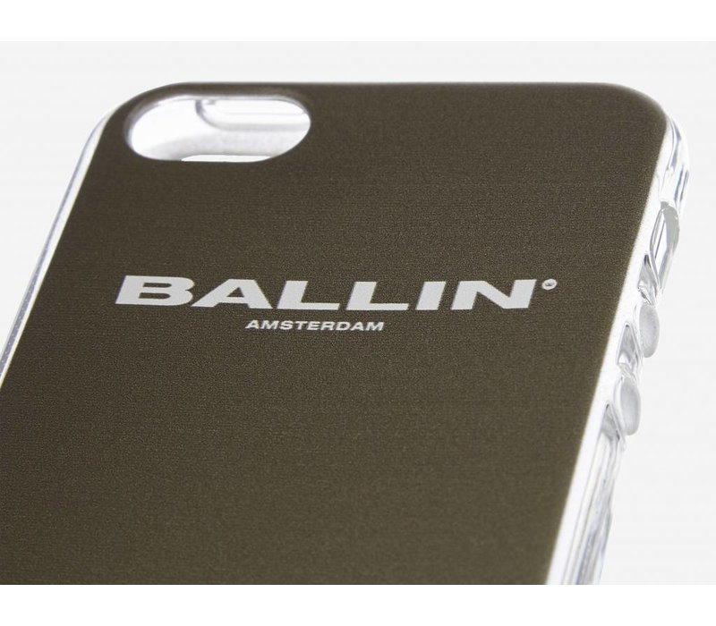 BALLIN AMSTERDAM IPHONE 5 DARK ARMY