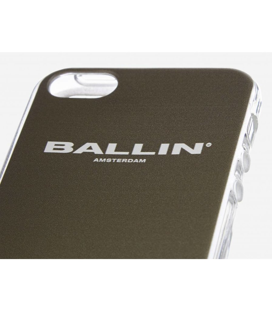BALLIN AMSTERDAM IPHONE 6 DARK ARMY
