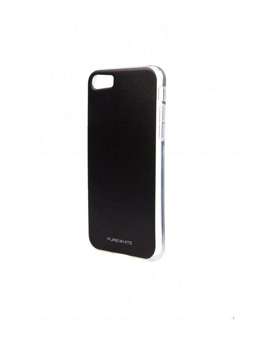PUREWHITE IPHONE CASE 6 BLACK