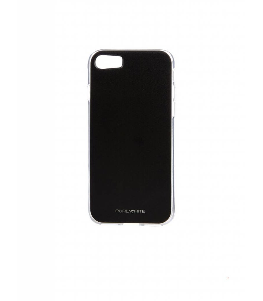 PUREWHITE IPHONE CASE 6 BLACK