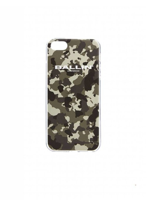 BALLIN AMSTERDAM IPHONE 7/8 CASE  ARMY GREEN