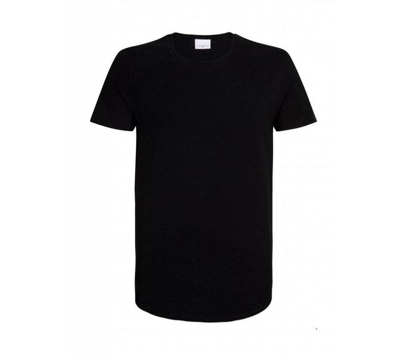 PUREWHITE THE JIM T-SHIRT  BLACK