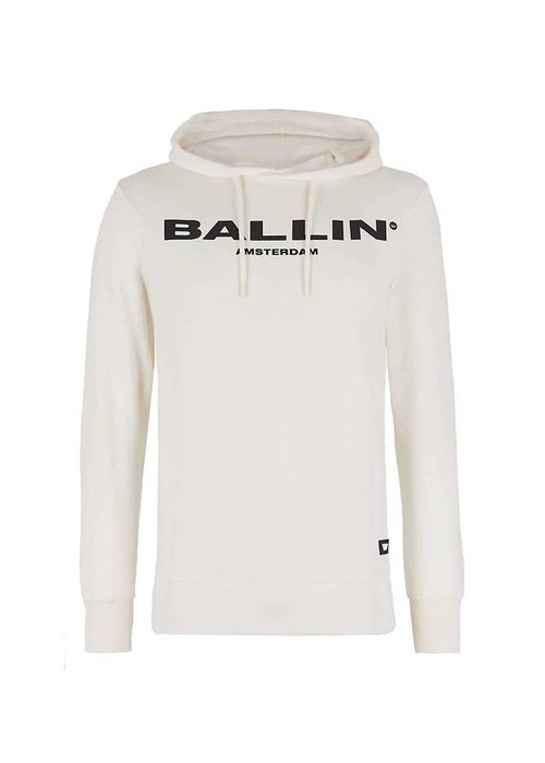 BALLIN ORIGINAL MEN HOODIE OFF WHITE