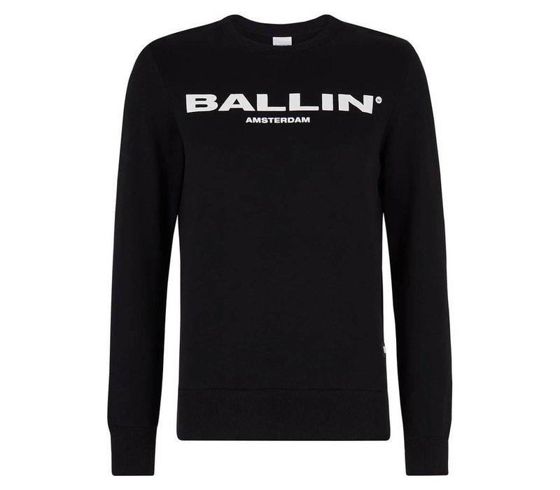 BALLIN ORIGINAL MEN SWEATER BLACK