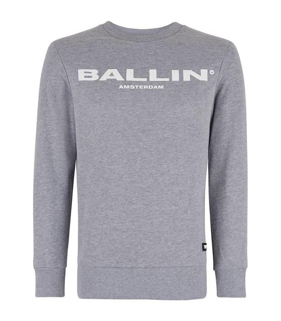BALLIN ORIGINAL MEN SWEATER GREY