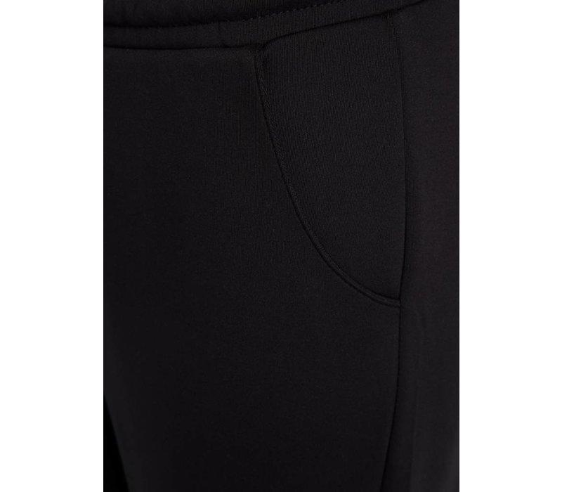PUREWHITE DRESSED JOGGER BLACK
