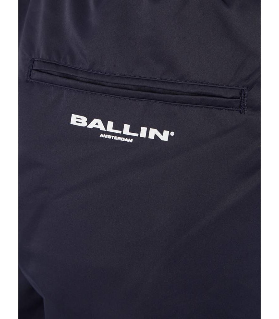 BALLIN AMSTERDAM SWIM SHORT NAVY