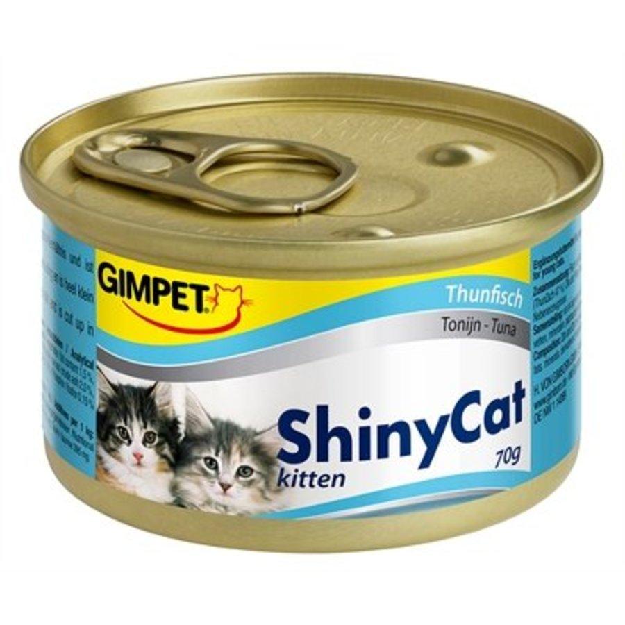 24x shinycat kitten tonijn
