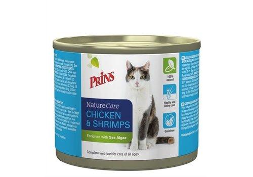 Prins 10x prins naturecare cat kip/garnaal