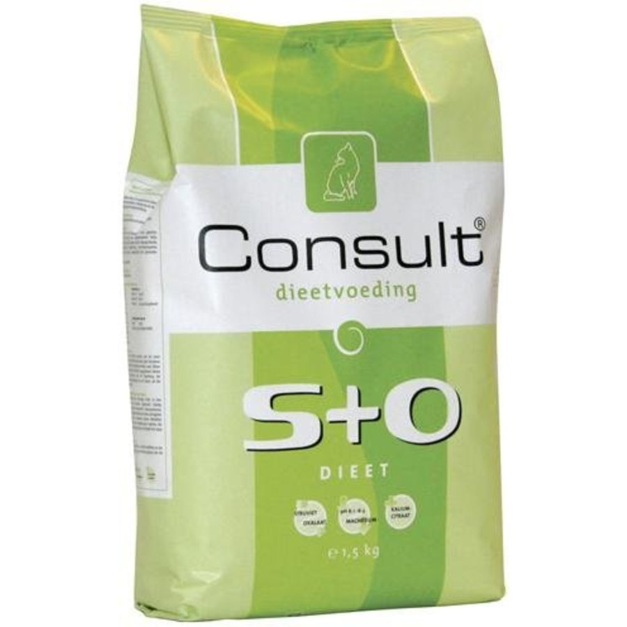 3,5 KG Consult kat s+o