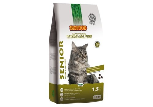 Biofood Biofood cat senior ageing & souplesse