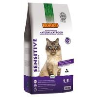 Biofood cat sensitive coat & stomach
