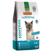Biofood cat control urinary & sterilised