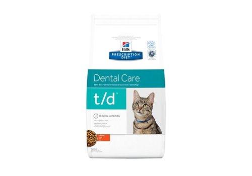 Hill's prescription diet Hill's feline t/d