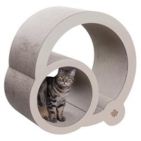 Canadiancat company krabpaal cats grove xxl beige