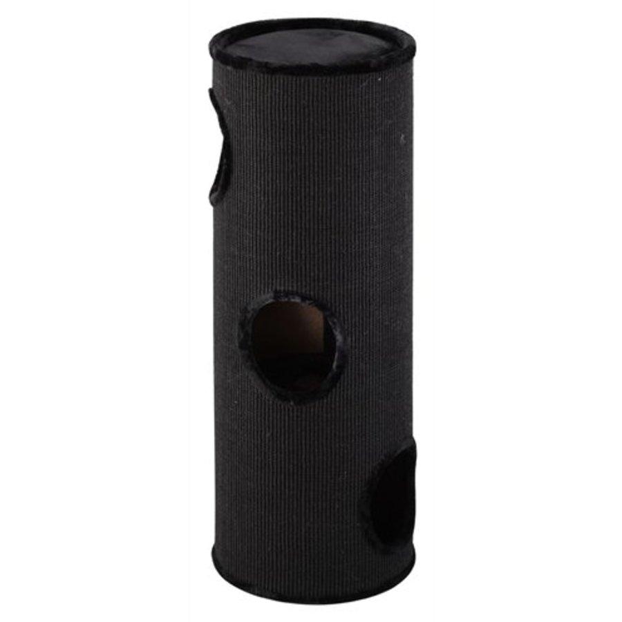 Ebi krabpaal trend cat dome everlast tower 3 level zwart
