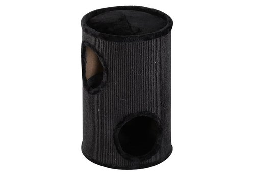 Ebi Ebi krabpaal trend cat dome everlast tower 2 level zwart