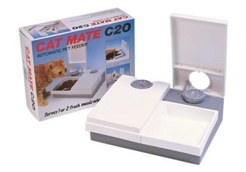 Catmate Catmate voederautom c20 2 porties