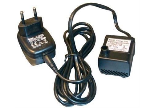 Catit Pomp + adapter voor catit waterbak