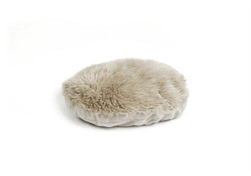 Designed by lotte Dbl ligbed voor in kattenmand beige