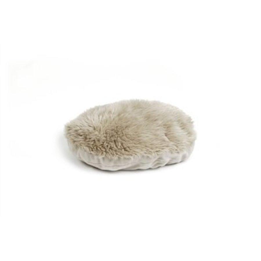 Dbl ligbed voor in kattenmand beige