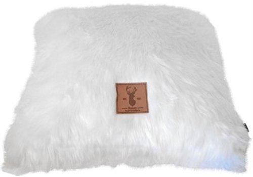 Boony Boony est1941 kattenkussen polar wit