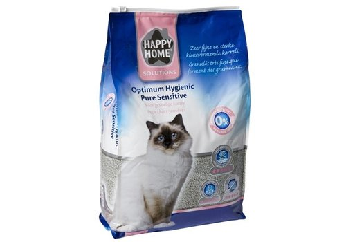 Happy home Happy home solutions optimum hygienic pure sensitive