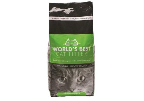World's best 12,7 KG World's best kattenbakvulling original
