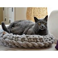 Kattenmand Wol