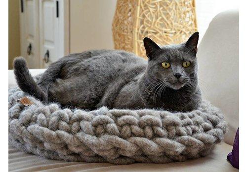 Treusinn Kattenmand Wol