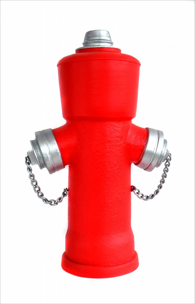 Eigenmarke Hydranten-Lampe