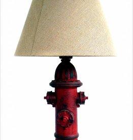 Hydranten-Lampe