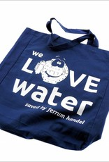 "Tasche ""We love water"""