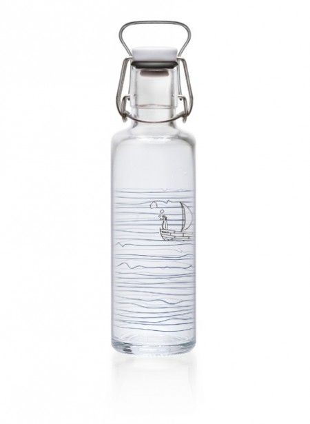 """Wasserflasche """"Heimat.Wasser."""""""
