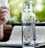 """Wasserflasche """"Jellyfish in the Bottle"""""""